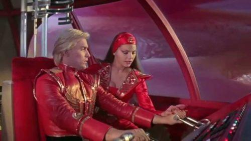 Flash Gordon | Flash & Princess Aura