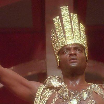 Flash Gordon | Gold Priest