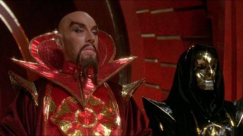 Flash Gordon | Ming & General Klytus