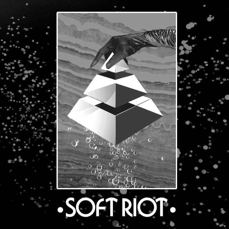 Soft Riot on TXTBK's CHVRCH XV BRXK3N 7ANGvAG3 Radio   Part 1