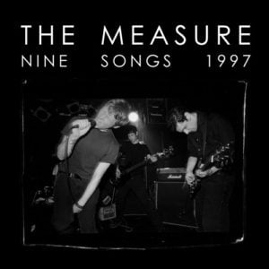 "THE MEASURE ""Nine Songs 1997"""