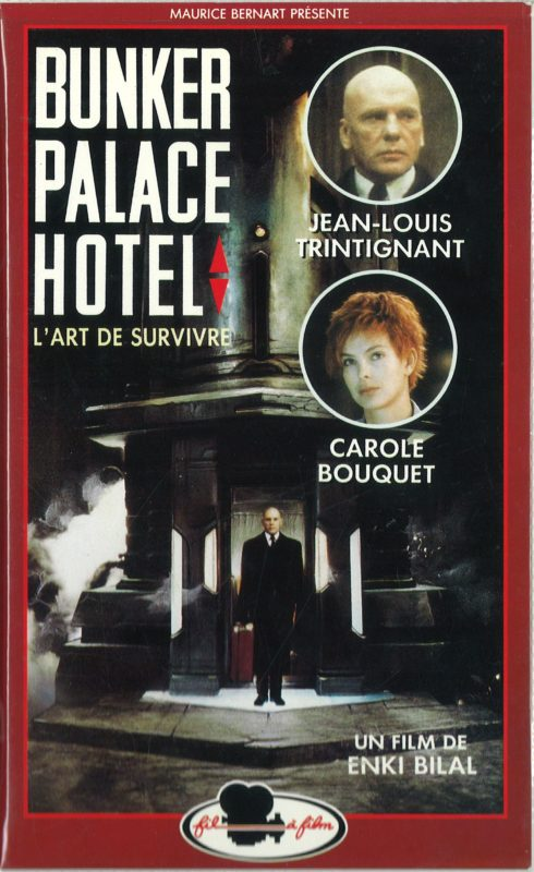 Bunker Palace Hotel | Cover
