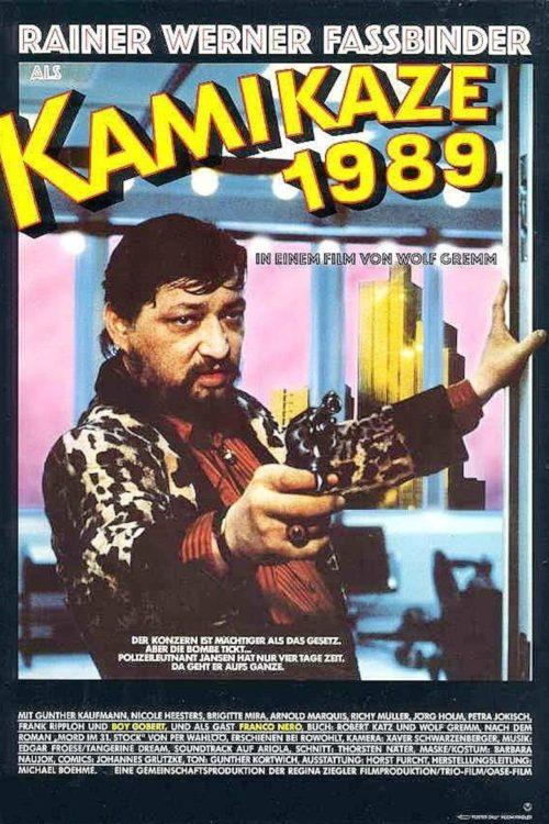 Kamikaze 1989 | Cover