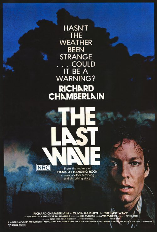 The Last Wave | Release Cover