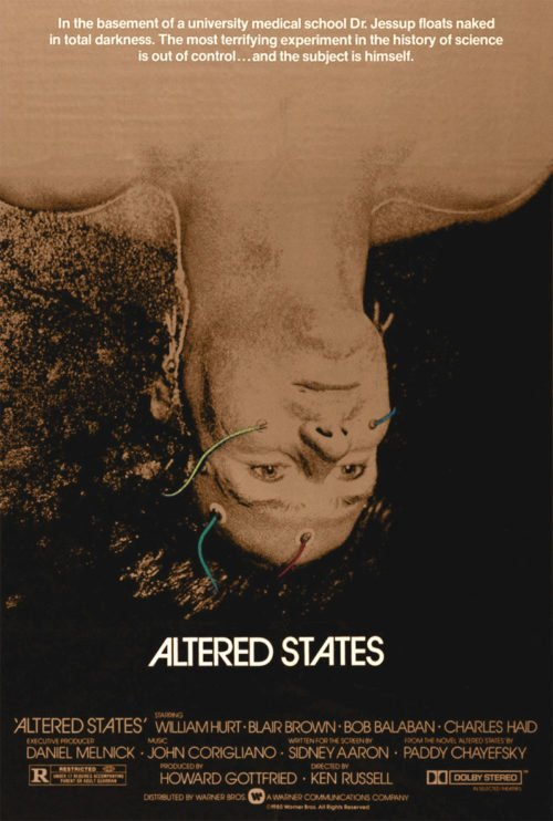 Altered States | Poster