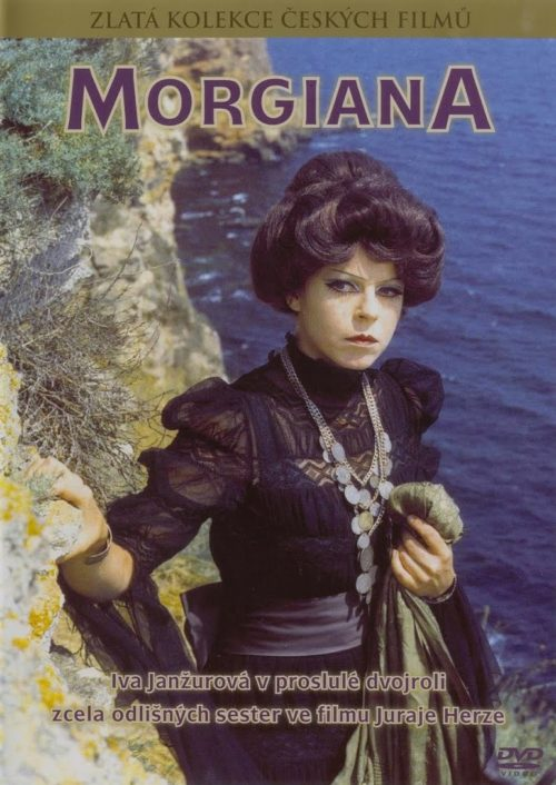 Morgiana | DVD cover