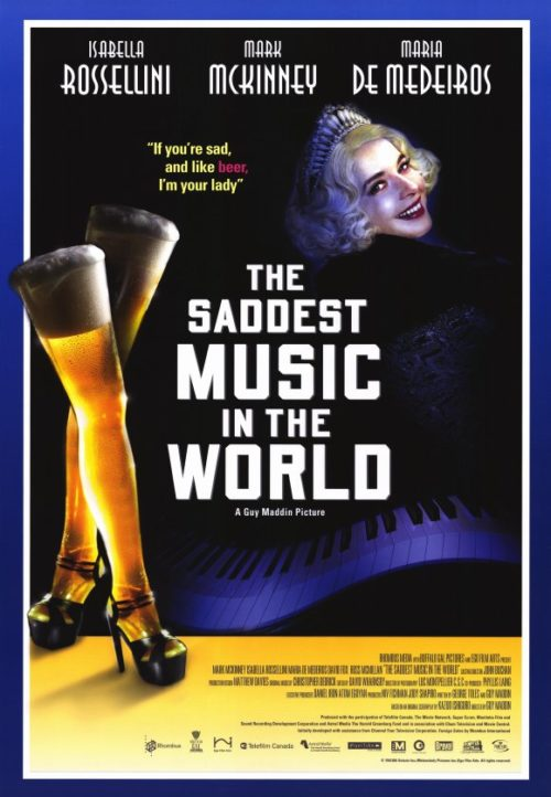 The Saddest Music In The World | Poster