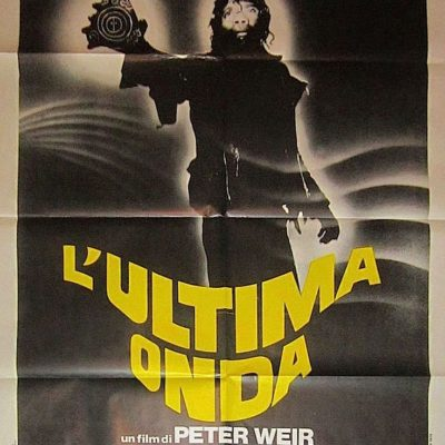 The Last Wave | Italian Poster