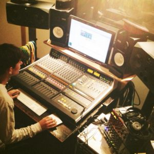 Mixing SOFT RIOT at Flesh & Bone Studios
