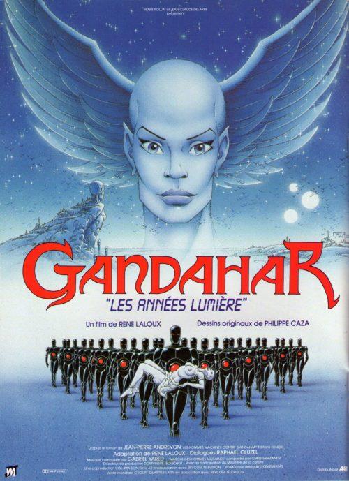 Gandahar | Cover