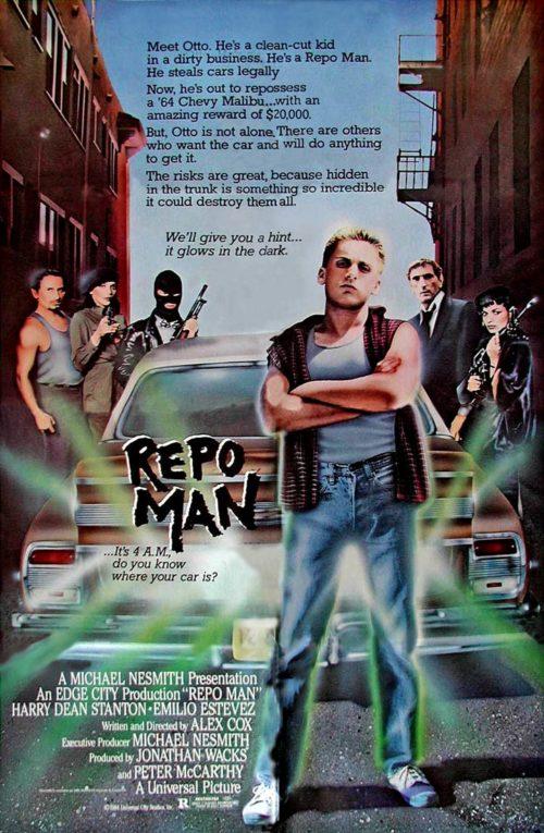 Repo Man | Poster