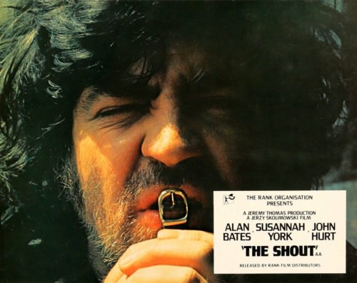 The Shout | Alternative Poster