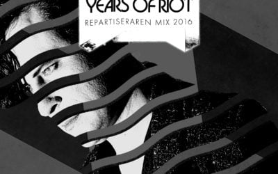"""Years Of Riot"" Mix Cover"