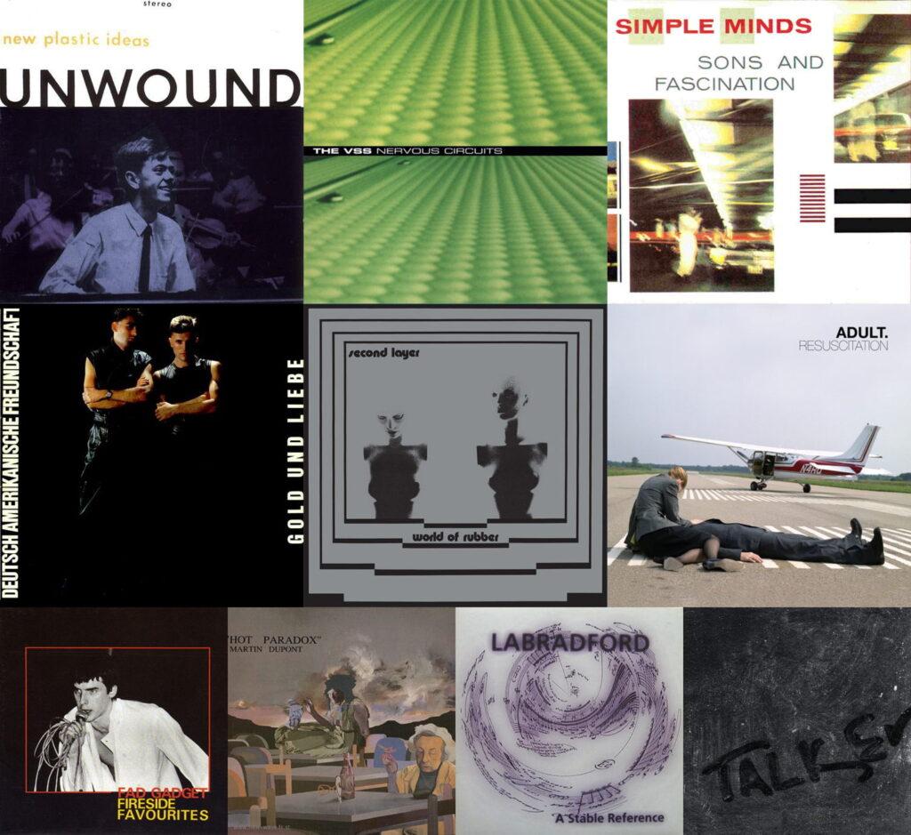 Peek-a-boo / Soft Riot - Top 10 Albums