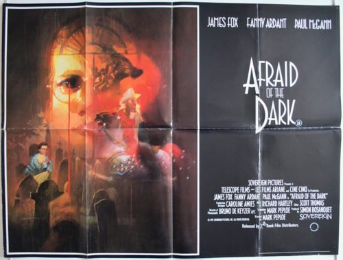 Afraid Of The Dark | Poster