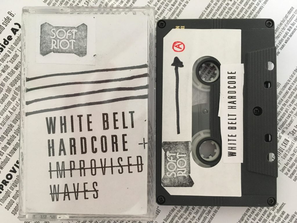 Heavy Leather Mix : Whitebelt Hardcore and Improvised Waves