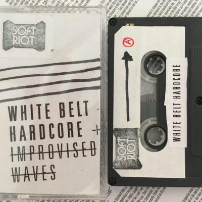 Heavy Leather Mix : Whitebelt Hardcore and Improvised Waves