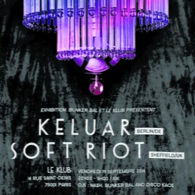 2014-09-19 | Paris FR @ Le Klub