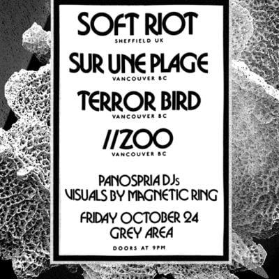 2014-10-24 | Vancouver BC @ Grey Area