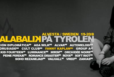 2017-08 | Alvesta SE @ Kalabalik på Tyrolen