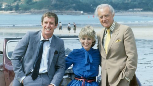 Bergerac with ex-wife and ex-father-in-law