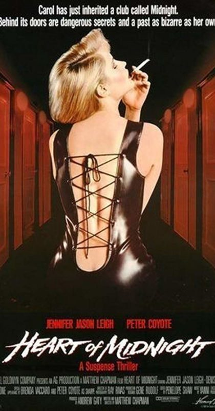 Heart Of Midnight (1988)   Release Cover