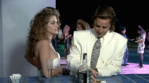 Miami Vice with Julia Roberts