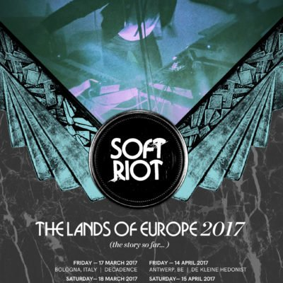 2017 | Lands of Europe Tour Dates