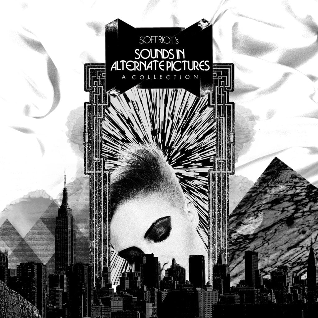 Soft Riot   Sounds In Alternate Pictures   CD Cover
