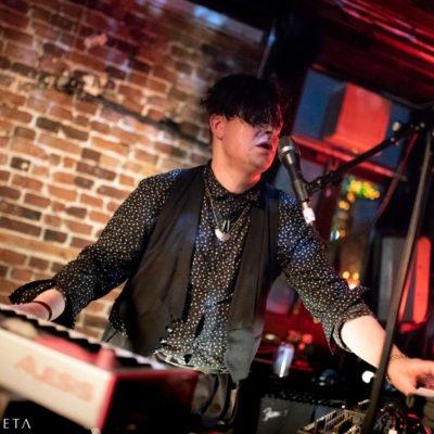 Soft Riot | Live: London @ Lock Tavern | May 2018 - Photo by Marija Buljeta