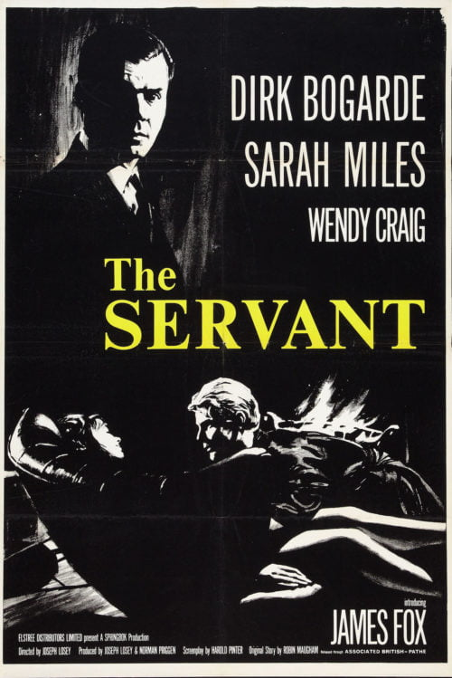TheServant (1963) | Poster