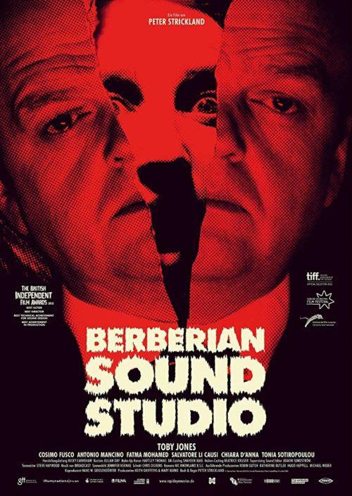 Berberian Sound Studio | Poster