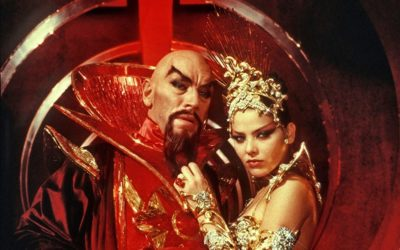 Flash Gordon | Ming & Princess Aura