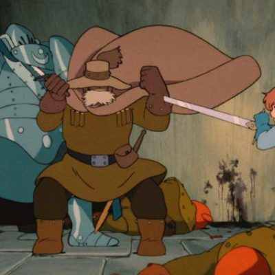 Nausicaä of the Valley of the Wind | Still