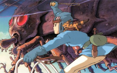 Nausicaä of the Valley of the Wind | Featured Image