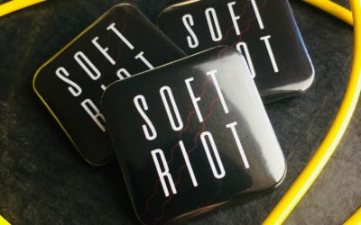 Soft Riot | 38mm Square Badges