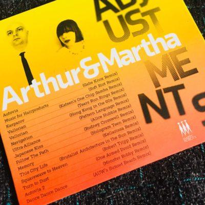 Arthur & Marta
