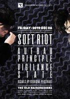 Soft Riot, Aufbau Principle, Vigilance State, Georgina Penstkart - POSSESSION RECORDS