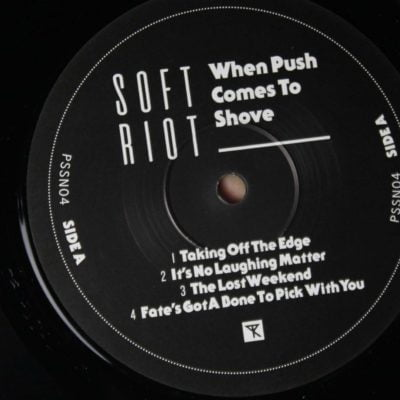 Soft Riot | When Push Comes To Shove (PSSN04) | Photo of Stamper