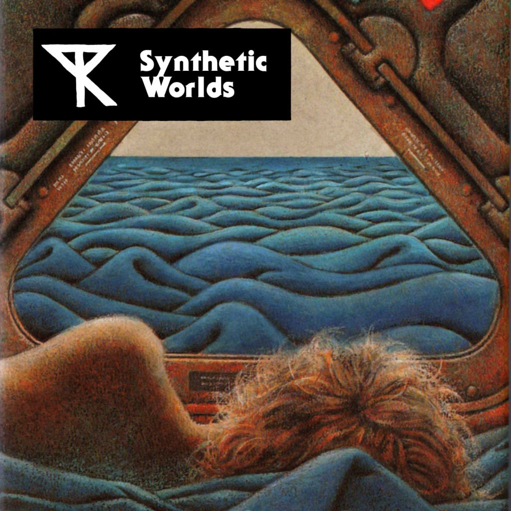 Winter Waves & Cryptic Caves II : Synthesizer Worlds