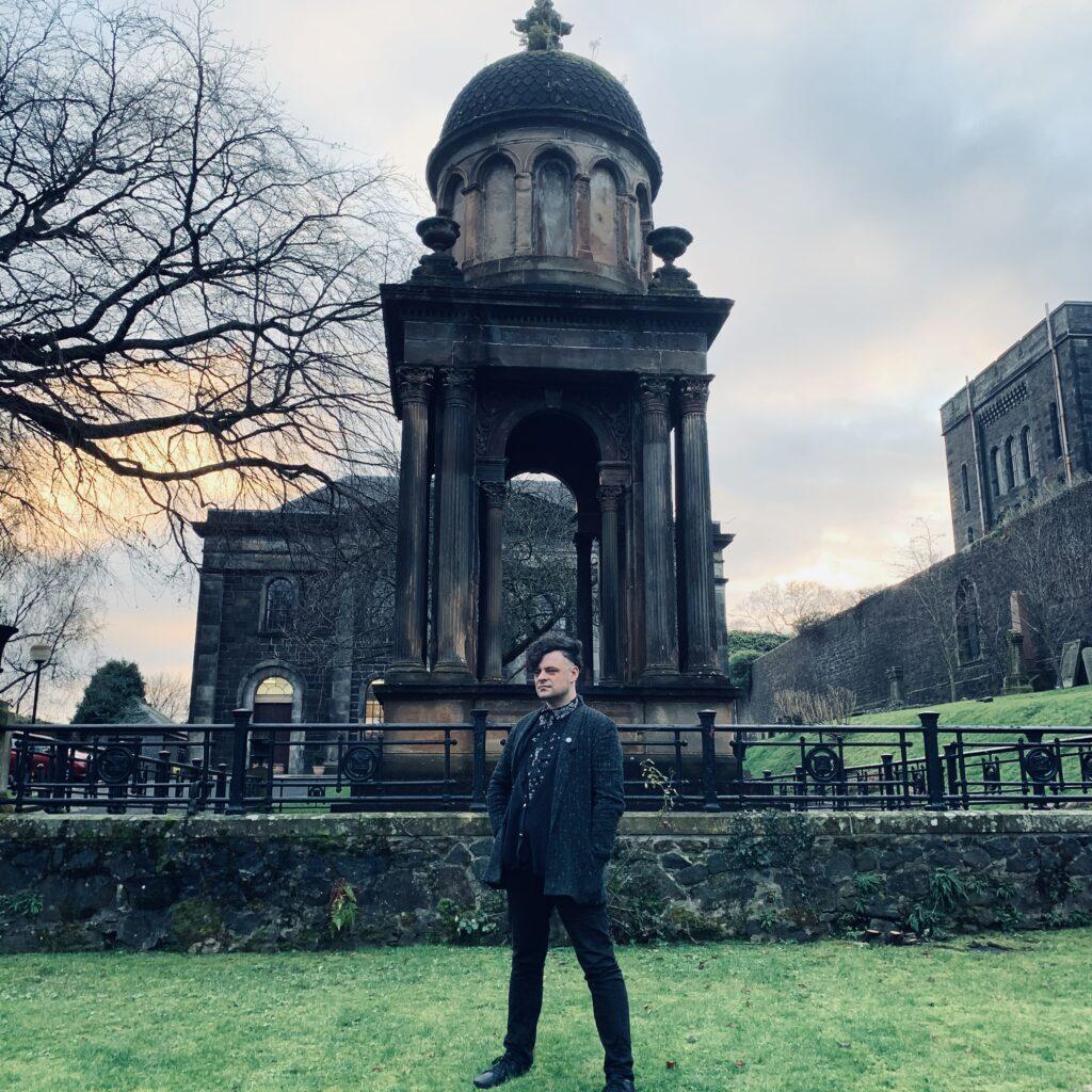 Soft Riot in Stirling, Scotland (December 2019)