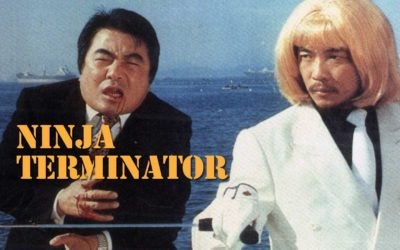 SOFT RIOT Film Klub | Ninja Terminator (Godfrey Ho, 1986) - Featured Image
