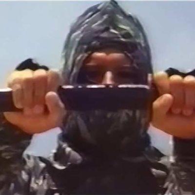 SOFT RIOT Film Klub | Ninja Terminator (Godfrey Ho, 1986) - Still 02