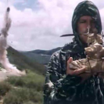SOFT RIOT Film Klub | Ninja Terminator (Godfrey Ho, 1986) - Still 07