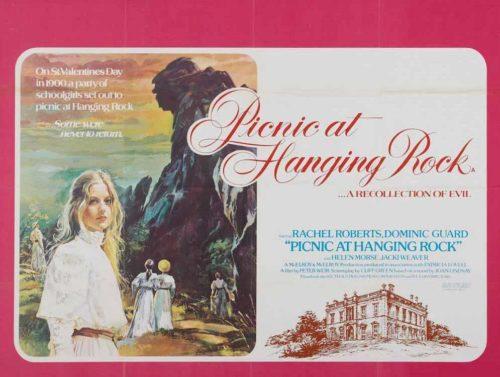 SOFT RIOT Film Klub | Picnic At Hanging Rock (Peter Weir, 1975) - Film Poster