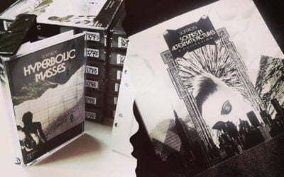 Double Anniversary of two releases: Hyperbolic Masses and Sounds In Alternate Pictures
