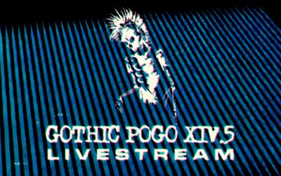 Gothic Pogo XIV.5 Livestream | Ident Still