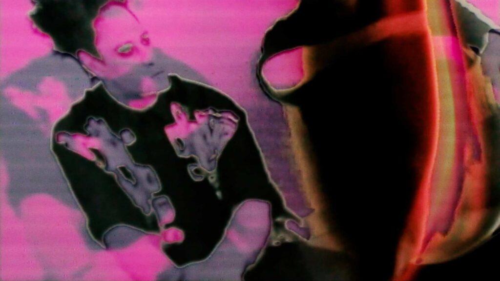 "She Past Away | ""Durdu Dünya"" (Boy Harsher Remix) Video Still"