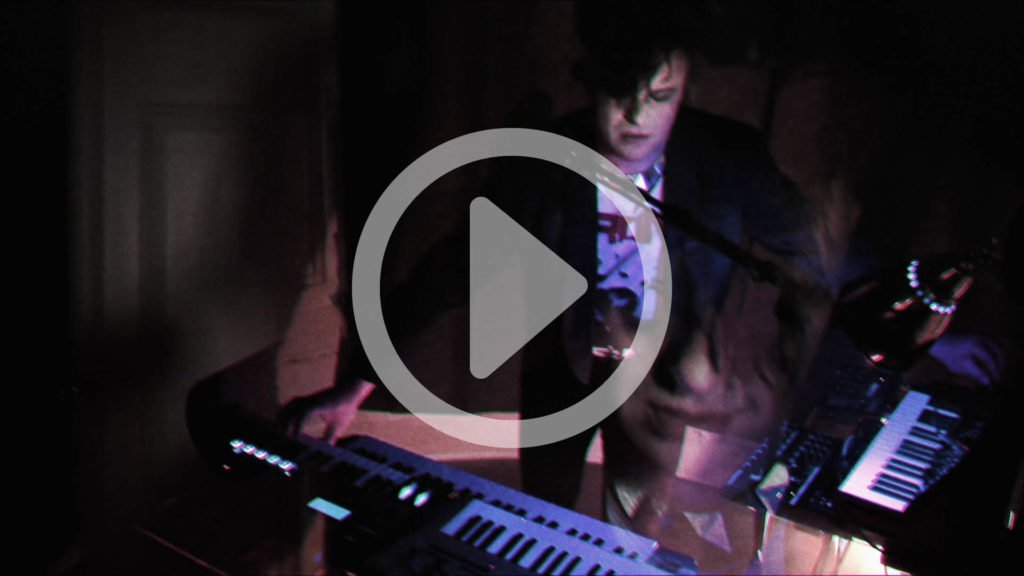 Soft Riot - Live/Studio Performance for Gothic Pogo Livestream XIV.5 - 31 May 2020 | Video Still