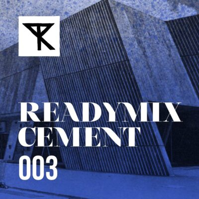 Readymix Cement 003 | Cover Image